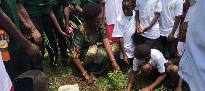 Mp Nabakooba Urges Ugandans On Tree Planting