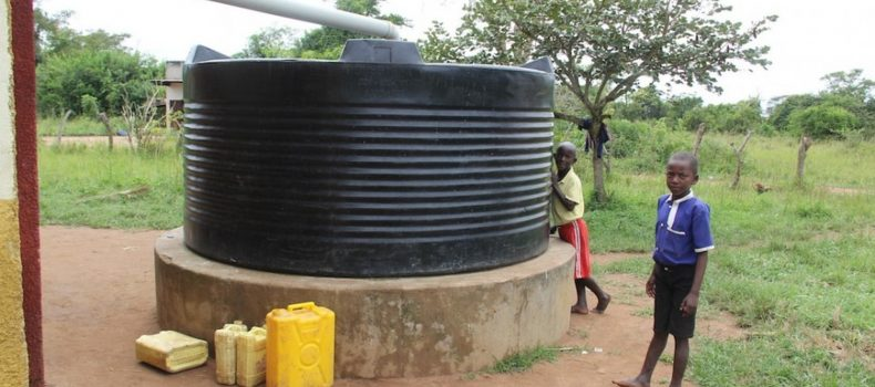 Government Urged On Rain Water Harvest Policy