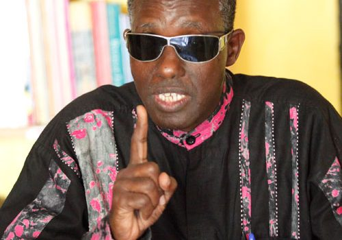 General Elly Tumwine Insists Won't Pay for Nomo Gallery
