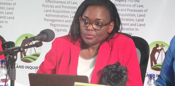 Land Fund in debts of  Ugx 157bn, Lands Minister tells Commission