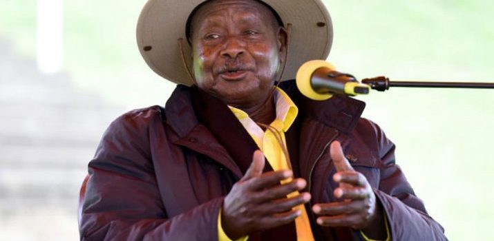 'Importing Cubans  Is to Curtail Black mail by Ugandan Doctors'-Museveni