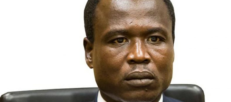 Dominic Ongwen to Start defence of His Trial in August this year
