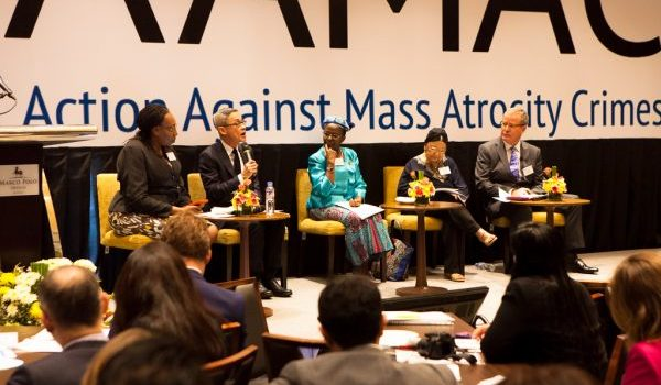 Global Action Against Mass Atrocity Crimes conference kicks off in Kampala