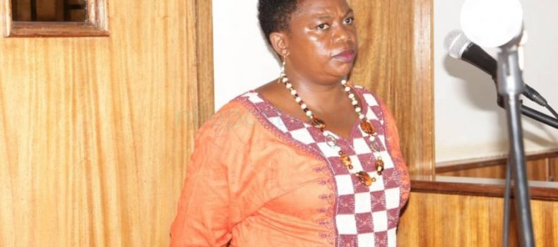 Former  Bundibugyo Woman Mp arraigned in court over forgery