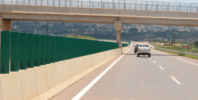 Kampala-Entebbe express highway to be commissioned this month