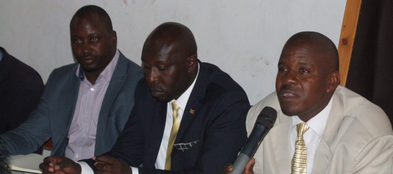 Kabale Division leaders Oppose  directive on Relocating families