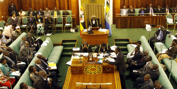 MPs Reject Gov't Statement on Arua Shooting