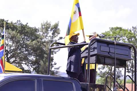 Museveni Mobilizes Support for NRM Candidates in Ibanda and Sheema Municipalities
