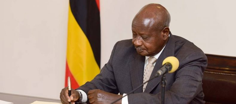 Museveni Directs Finance Ministry to Procure Escort Vehicles for MPs