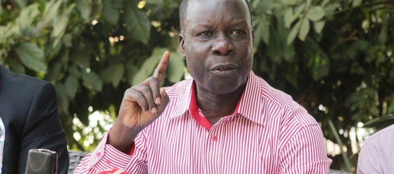 NRM Issues Roadmap for Arua By-election