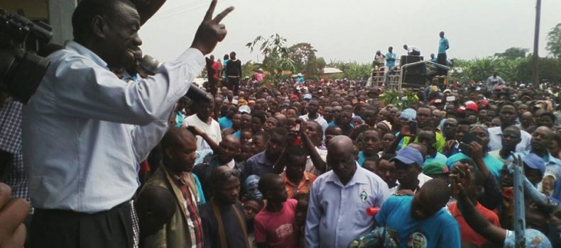 Besigye set to campaign for FDC flag bearer in Ibanda municipality