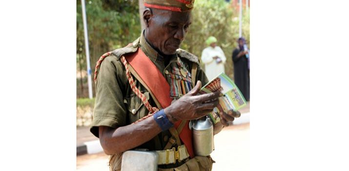 Kigezi Veterans Petition Parliament Over representation