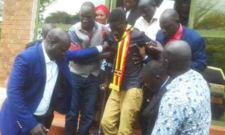 Army Court drops charges against Bobi Wine, Gulu Magistrate Court remands him