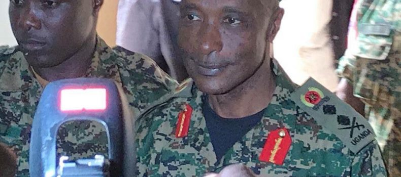 Former IGP, Gen. Kale Kayihura charged and remanded by the Makindye General Court Martial; his bail to be considered next week