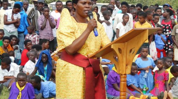 Kabale District Woman MP asks parents to monitor their children during the holiday