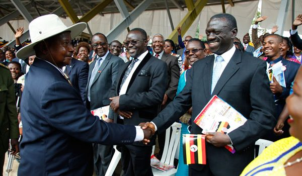 Museveni to participate in National political dialogue