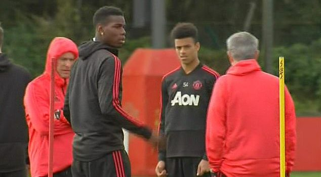 Mourinho-Pogba in a bitter exchange as relationship falls flat