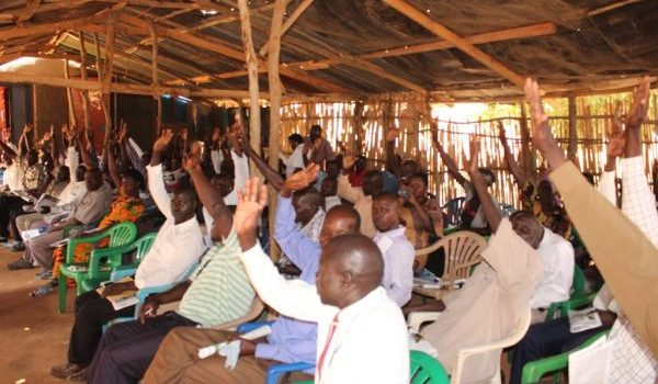 Poor service delivery blamed for less public participation in govt projects