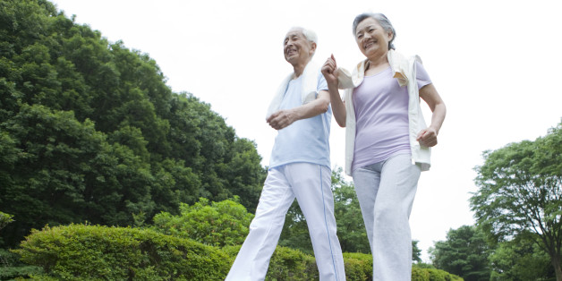 Walking 20 minutes a day cuts women's heart failure risk by 25%