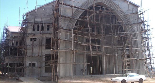 Mbarara: A surge in Cost of Construction materials delays Completion of All Saints Church