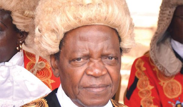 Supreme Court judge Remmy Kasule castigates gov't over illegal detention centers