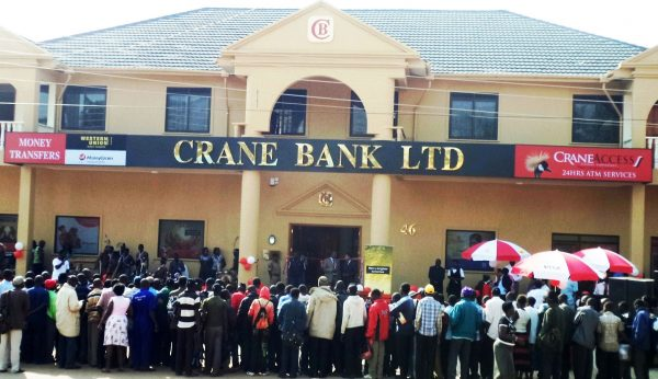 Former Crane bank employees petition the speaker over wrongful dismissal