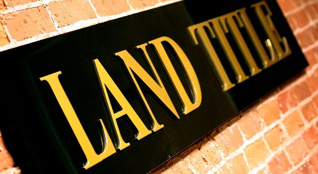 Lack of documentation responsible for  land conflicts