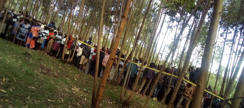 Bushenyi Police still on the hunt  for murderers of Mutara LCIII Chairman