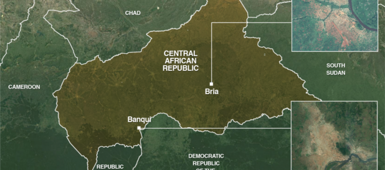 Three soldiers killed in Central African Republic army shootout