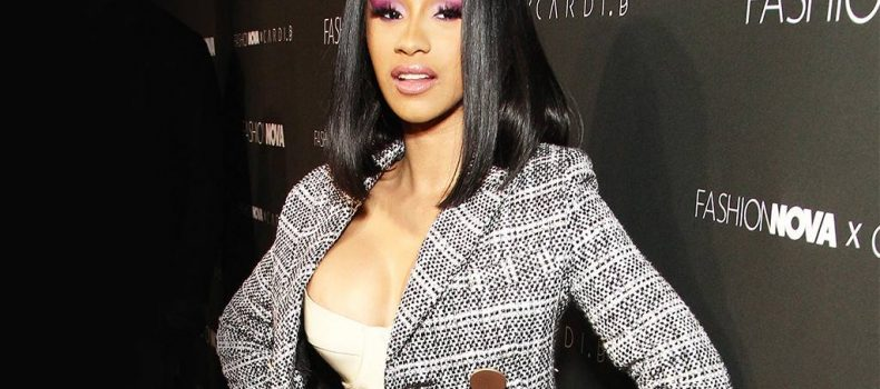 Cardi B is learning to practice self-care, and it's all thanks to her hubby Offset