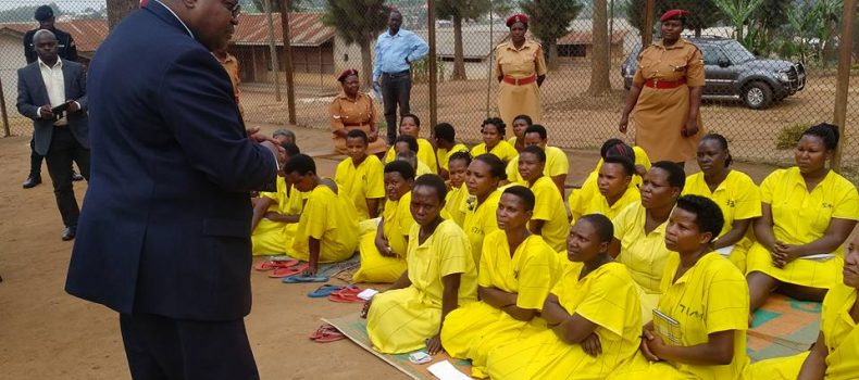 Acquitted prisoners in Mbarara want government compensation