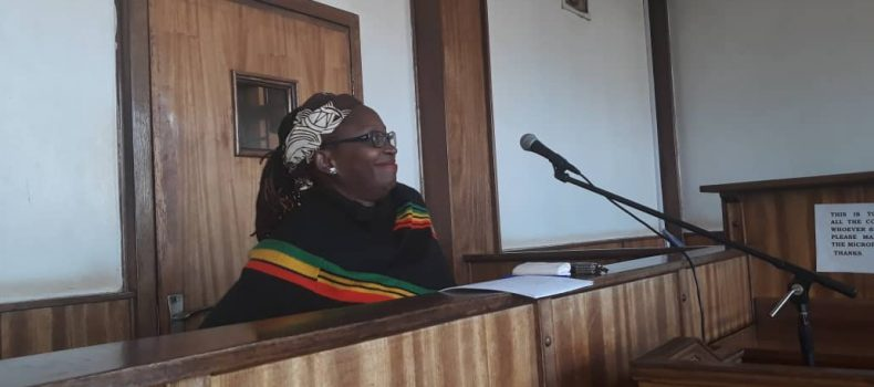 Dr. Stella Nyanzi is formally charged in court and sent back to prison