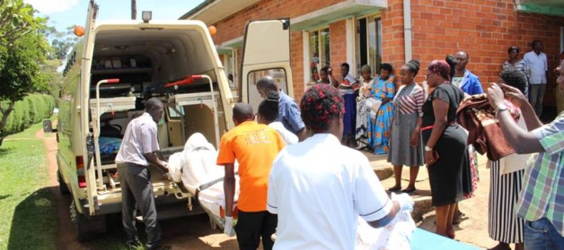 Rakai fire: Students in critical condition transferred to Kampala, Mbarara for better treatment