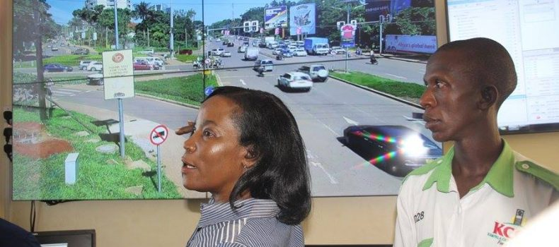 KCCA Launches traffic control centre to ease congestion