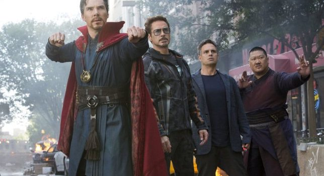 Avengers 4 trailer will finally drop this week so you canbreathe out.