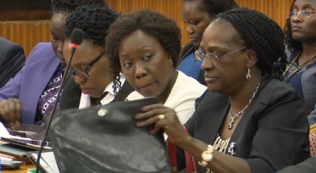 Bagyenda wants her passports to travel out for christmas holiday