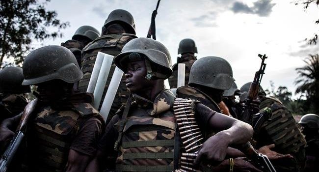 Army clashes with rebels kills 16 in Eastern Congo