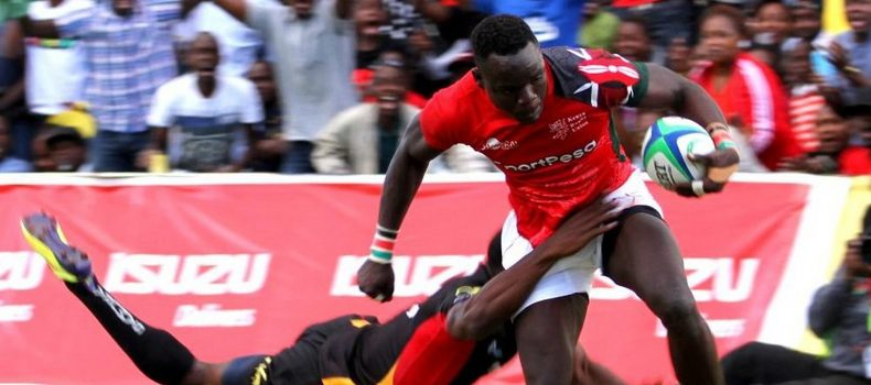 Jacob Ojee and Michael Wanjala to lead Kenya Sevens in Hamilton and Sydney
