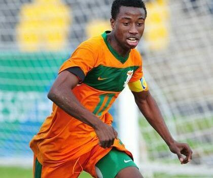 Zambian midfielder Lubambo Sailas Musonda joins Polish top flight side Slask Wroclaw