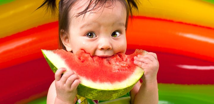 Babies need to be exposed to a variety of foods.