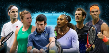 Profiling the world's best tennis players  and All You Need To Know About The Australian Open