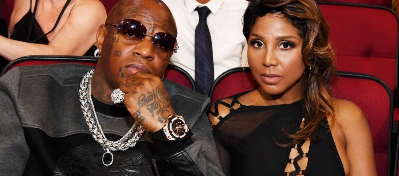 Toni Braxton and Birdman look like they are over.