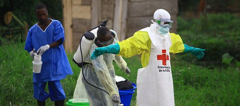 World Health Organisation begins Ebola vaccination in South Sudan.