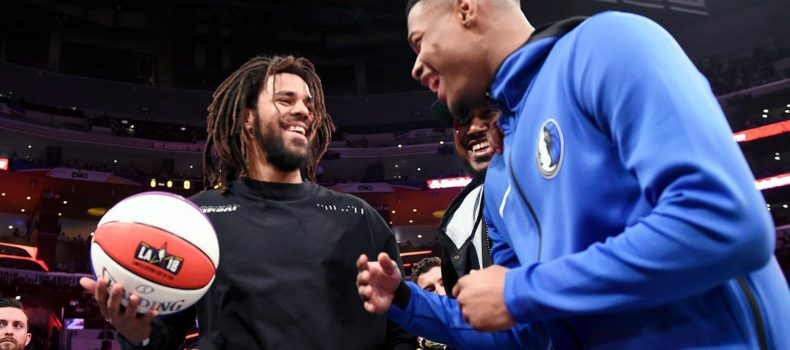 J. Cole & Meek Mill Set To Perform At The 2019 NBA All-Star Game