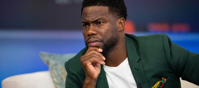 Kevin Hart Apologizes Once Again Over His Tweet Joking About LGBTQ Community Ten Years Ago