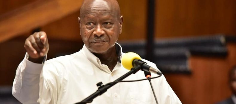 Museveni silences Chief Justice on under-staffing