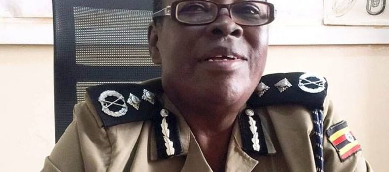 Longest serving police offcer and director Uganda Police Band, Josephine Kakooza passes away