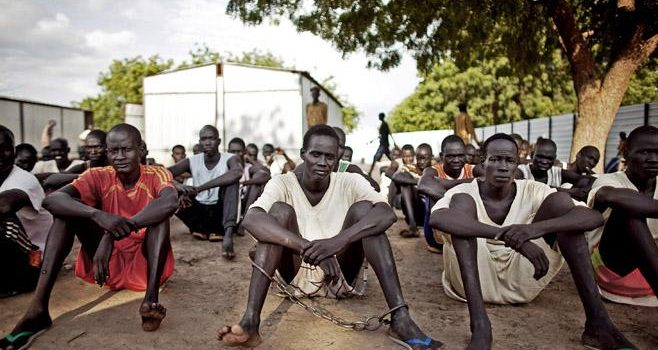 Sudan to release all protests prisoners.
