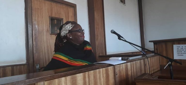 Dr. Stella Nyanzi says she lost her pregnancy while in jail