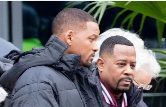 Will Smith and Martin Lawrence are truly Bad Boys For Life as they reunite for filming after 15 years.